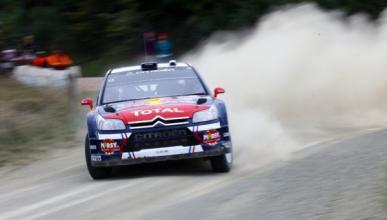 Rally de Nueva Zelanda 2012: Loeb luchará contra Ford