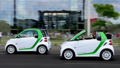 Smart electric Drive 2012