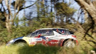 Loeb, primer líder en el Rally de Nueva Zelanda 2012