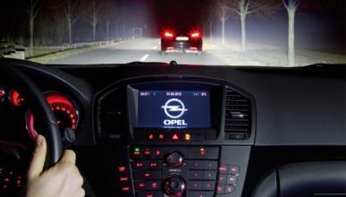 Opel LED Matrix