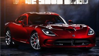 El primer STR Viper, subastado por 240.000 euros