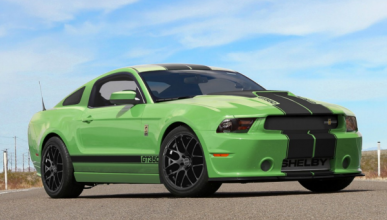 Shelby GT350 2013 3/4