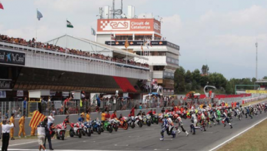 24 Horas de Motociclismo de Montmeló 2012: 18º aniversario