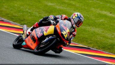 GP de Alemania 2012: Cortese gana y es nuevo líder de Moto3