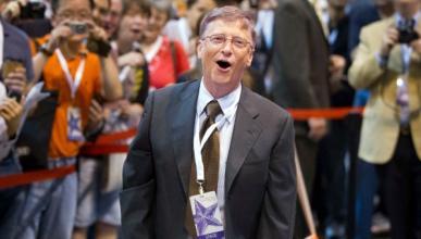 Bill Gates apoya los motores ecológicos