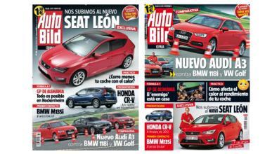 ¡Elige la portada de AUTO BILD!