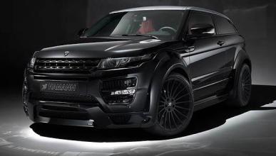 Range Rover Evoque Hamann, frontal