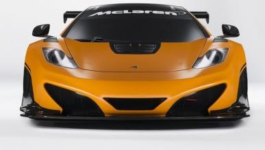 McLaren 12C Cam-Am Edition, frontal