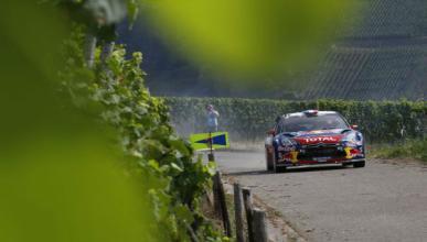 Loeb líder sin problemas en el Rally de Alemania 2012