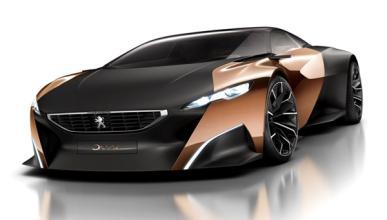 Peugeot Onyx frontal