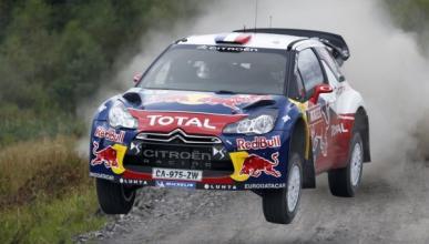 Pistoletazo de salida para el Rally de Gales 2012