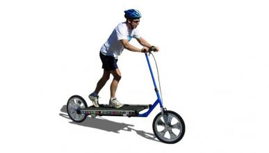 Treadmill Bike: ¿bicicleta o cinta de andar?