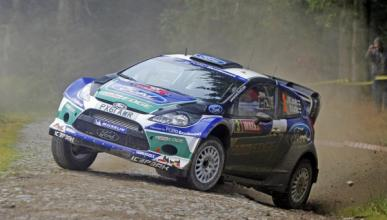 Latvala, intratable vencedor del Rally de Gales 2012
