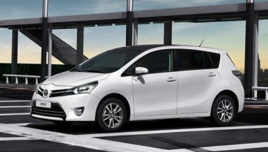 Toyota Verso 2013 delantera