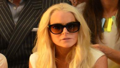 Lindsay Lohan atropella a un peatón con su Porsche Cayenne