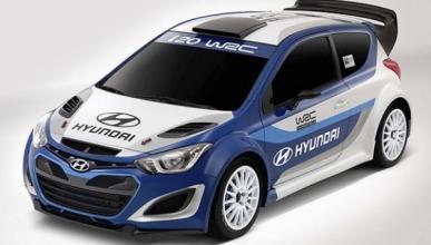 Hyundai regresa al WRC en 2013