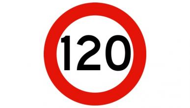 La crisis impide subir la velocidad en autopistas a 130 km/h