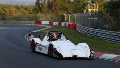 Toyota bate el récord de Nürburgring en eléctricos
