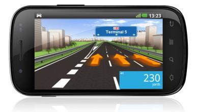 La aplicación de TomTomllega para Android