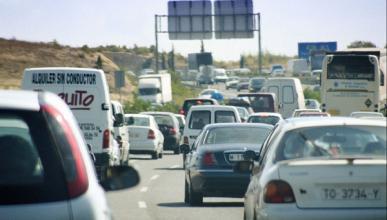 Casi 4 de cada 10 coches que circulan por Madrid podrían acogerse al PIVE