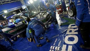 Ford abandona el WRC en 2013