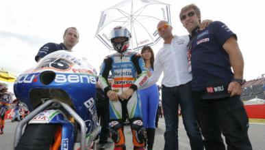 Viñales deja plantado a su equipo en el GP de Malasia 2012