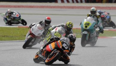 GP de Malasia 2012: Márquez no sentencia el título