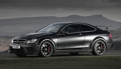 Fifth Gear compara el nuevo Mercedes C63 AMG Black Series con el BMW M3 GTS