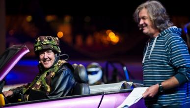 Top Gear Live Jeremey Clarkson James May