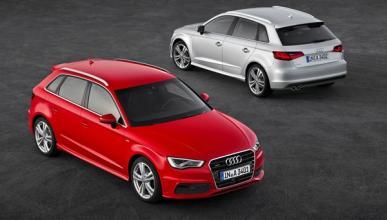 Nuevo Audi A3 Sportback 2013, carrocería