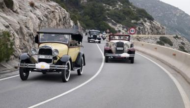 53 Edición del Rally Internacional Barcelona-Stiges