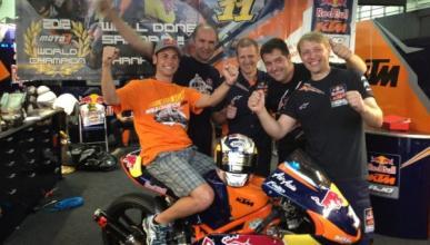 GP de Malasia 2012: Cortese, primer campeón de Moto3