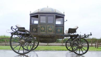 A subasta uno de los coches de un maharajá de la India
