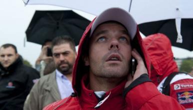 Loeb, primero en la calificación del Rally de España 2012