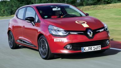 El urbano con mayor puntuación es el Renault Clio con 1456 puntos.