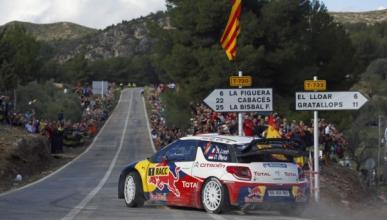 Loeb busca su octava victoria en el Rally de España 2012