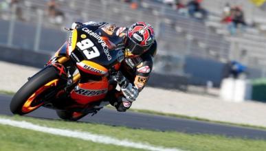 GP de Valencia 2012: Marc Márquez, una victoria épica