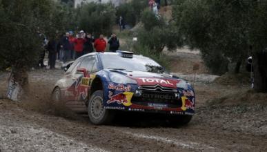 Rally de España 2012, último triunfo para Loeb