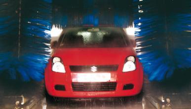 Condenado un túnel de lavado por dañar un coche