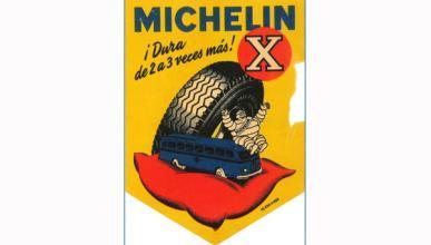 El neumático radial Michelin de camión cumple 60 años