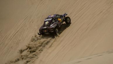Rally Dakar 2013: Carlos Sainz, sin gasolina ni título