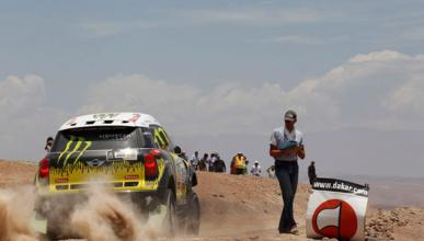 Rally Dakar 2013: Nani Roma, imparable en la quinta etapa