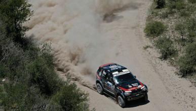 Rally Dakar 2013: Terranova hace historia y Nasser abandona