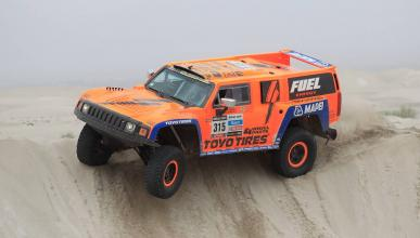 Rally Dakar 2013: A río revuelto... gana Robby Gordon
