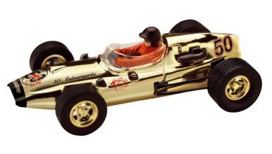 Cooper Climax F1 edición especial