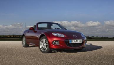 Mazda fabricará un roadster para Alfa Romeo