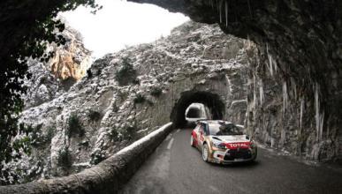 El Rally de Montecarlo 2013, un paseo para Loeb