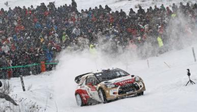 Loeb, victoria en el Rally de Montecarlo. Dominio francés
