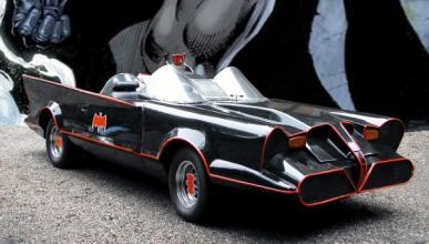Pagan 3,47 millones de euros por el primer Batmóvil