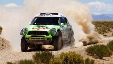Rally Dakar 2013: Peterhansel y Mini, una pareja invencible